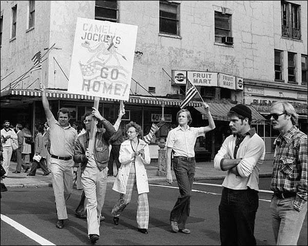Iran Hostage Crisis Student Protest 1979 Photo Print for Sale