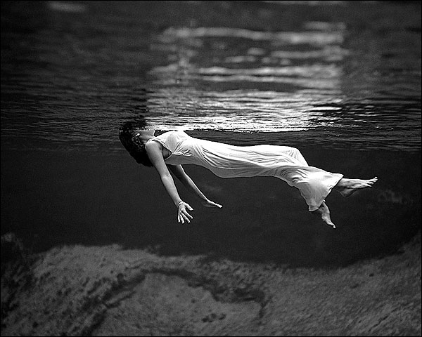 Underwater Model Swimming Toni Frissell Photo Print for Sale