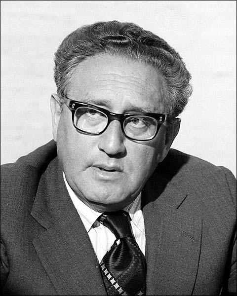 Secretary of State Henry Kissinger Photo Print for Sale
