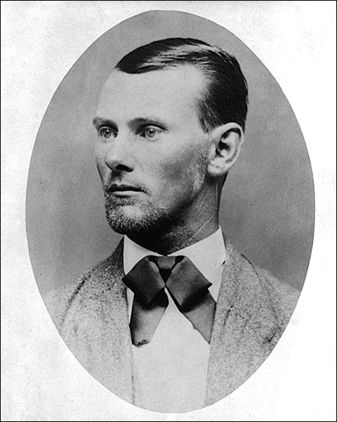 Outlaw Jesse James Photo Print for Sale