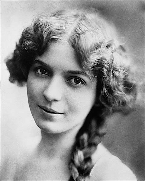 Motion Picture Actress Ina Claire Portrait Photo Print for Sale