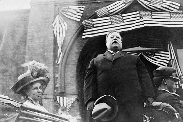 President William Howard Taft Speech 1910 Photo Print for Sale