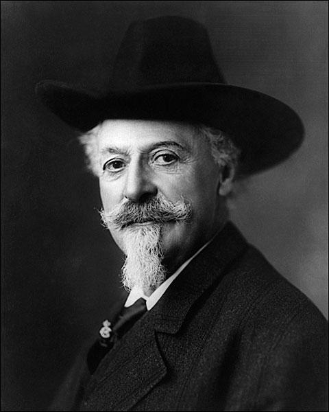 William F. Buffalo Bill Cody Portrait Photo Print for Sale