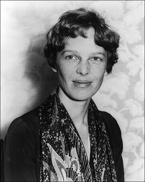 Aviator Amelia Earhart Portrait 1928 Photo Print for Sale
