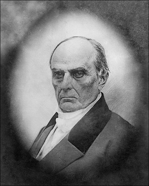 Daniel Webster Daguerreotype Brady Portrait Photo Print for Sale