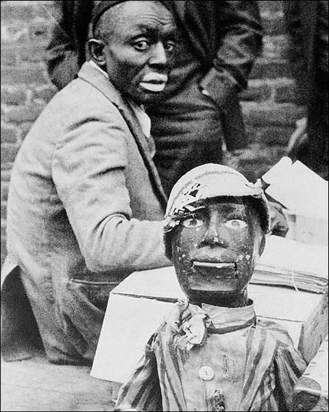 Blackface Minstrel Documentary Poster Photo Print for Sale