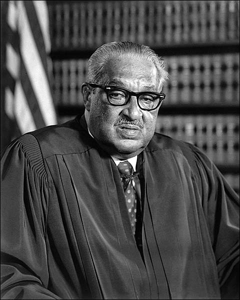 Thurgood Marshall Supreme Court Justice Photo Print for Sale