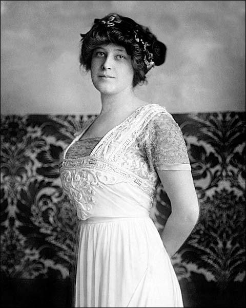 Mrs. John Jacob Astor IV Madeleine Talmadge Photo Print for Sale