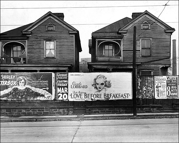 Love Before Breakfast Walker Evans FSA 1936 Photo Print for Sale