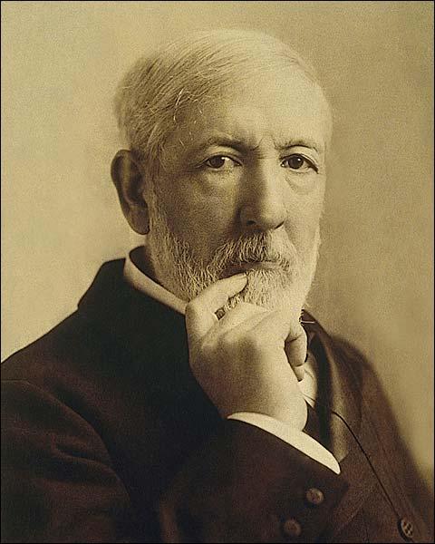 James G. Blaine Portrait by Napoleon Sarony 1892 Photo Print for Sale