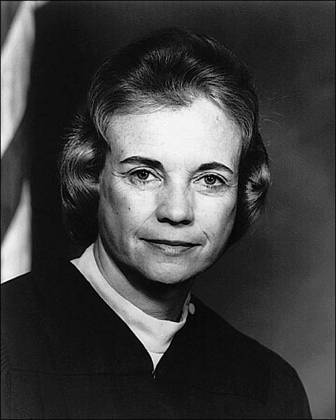 Supreme Court Sandra Day O'Connor Photo Print for Sale