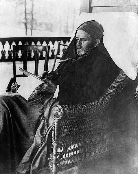 President Ulysses S. Grant Writing Memoirs Photo Print for Sale