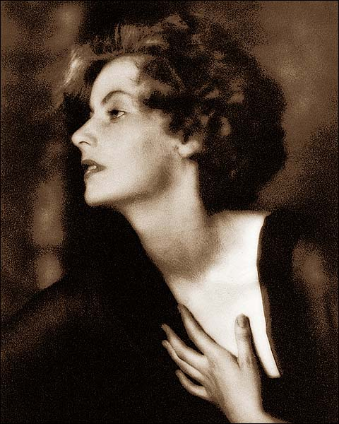 Actress Greta Garbo Glamour Portrait 1925 Photo Print for Sale