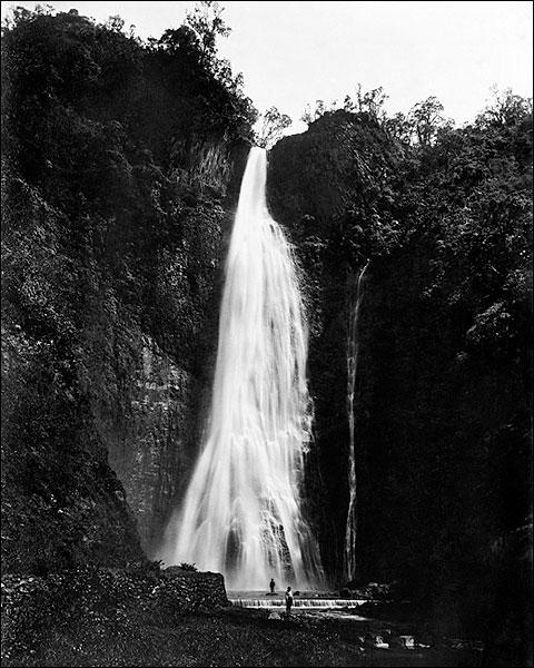 Hanapepe Falls, Kauai, Hawaii Photo Print for Sale