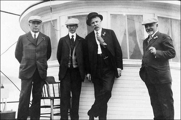 Carpenter, Fairbanks, Magowan & MacPherson Photo Print for Sale