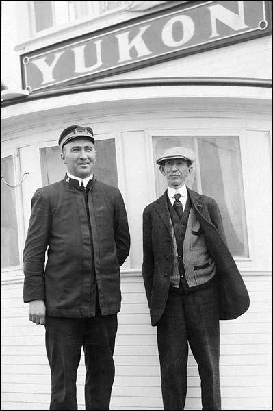 Photographer Frank Carpenter, Yukon Alaska Photo Print for Sale