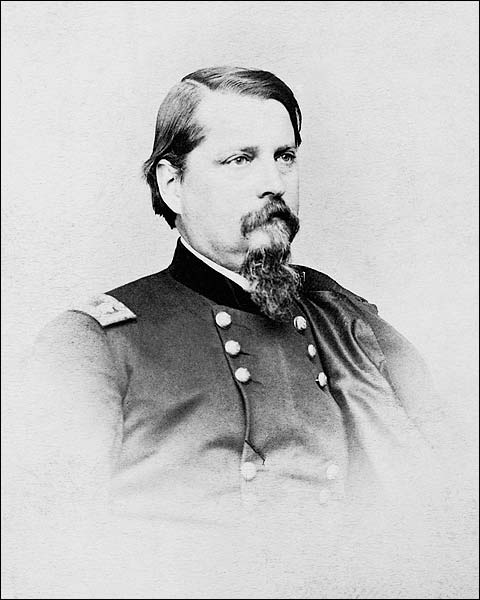 General Winfield Scott Hancock Civil War Photo Print for Sale