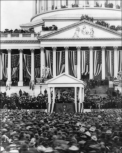 Pres. William McKinley 1901 Inauguration Photo Print for Sale