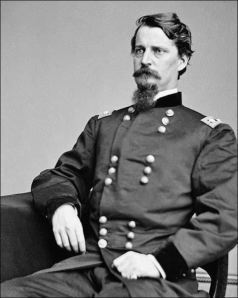 General Winfield Scott Hancock Civil War Photo Print for Sale