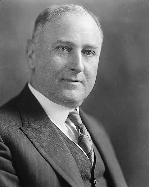 Attorney General Harry M. Daugherty Portrait Photo Print for Sale