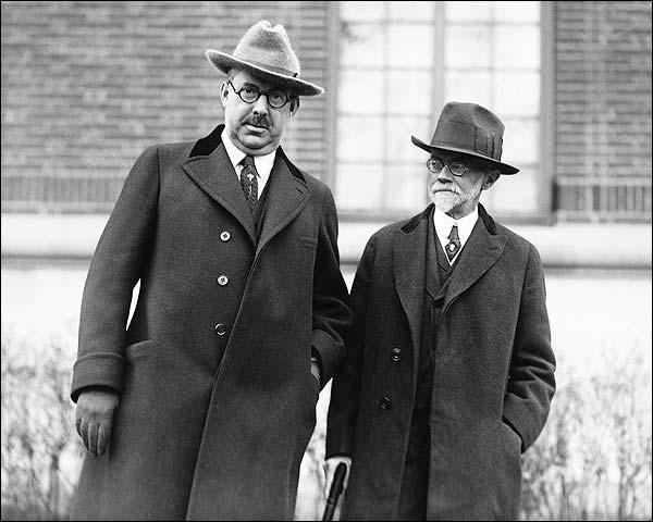 Dr. Charles E. Sawyer & Judge Jesse Smith Photo Print for Sale