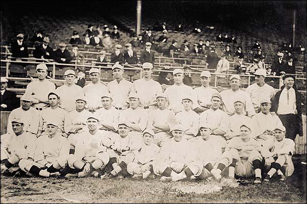 1916 Boston Red Sox Team Portrait Photo Print for Sale