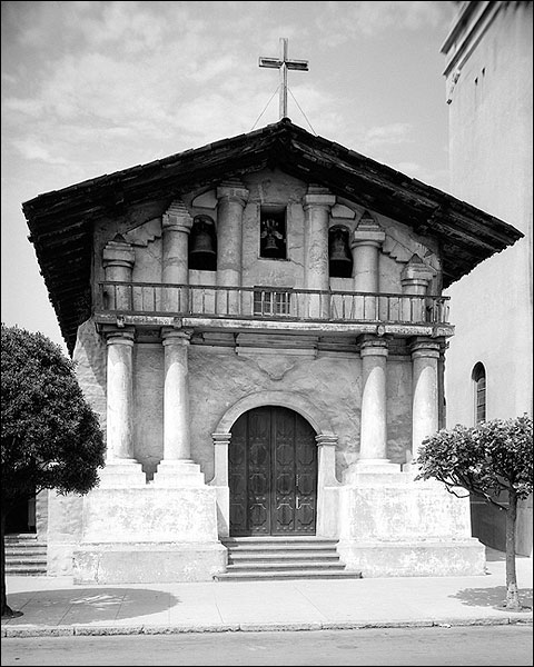 Southwest Adobe Church Photo Print for Sale