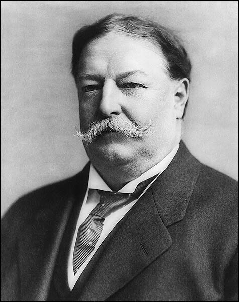 President William Howard Taft Portrait Photo Print for Sale