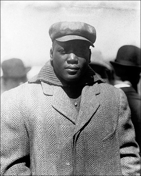 Champion Boxer Jack Johnson 1915 Photo Print for Sale