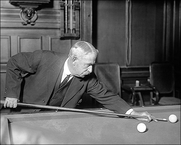 Edward W. Gardner Billiards Champion Photo Print for Sale