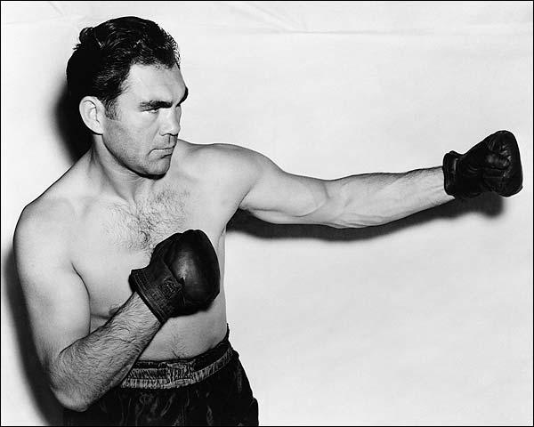 German Boxer Max Schmeling Portrait Photo Print for Sale