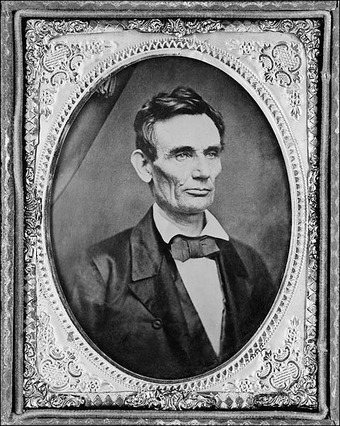 Abraham Lincoln Campaign Image 1860 Photo Print for Sale
