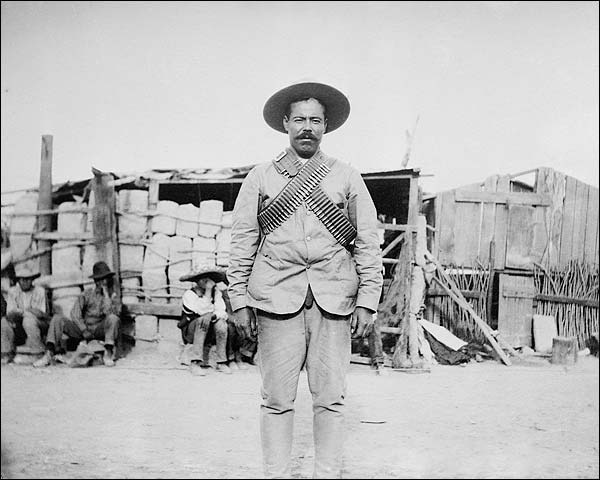 Mexican Revolutionary General Francisco 'Pancho' Villa Photo Print for Sale
