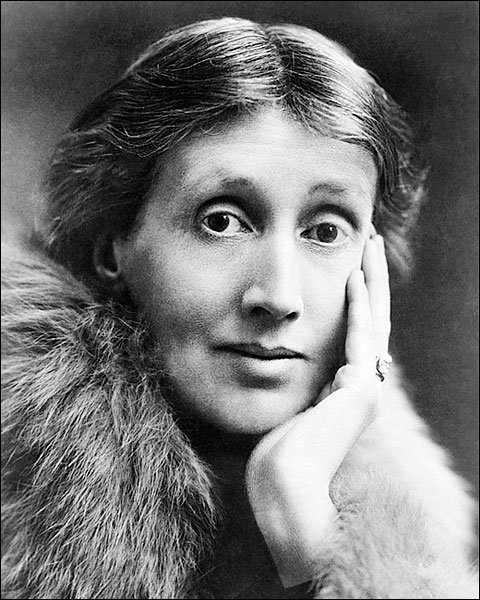 Virginia Woolf Portrait 1928 Photo Print for Sale