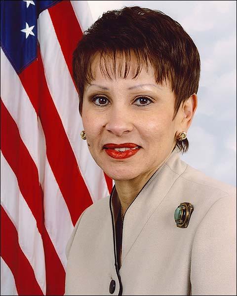 U.S. Representative Nydia Velázquez of New York Portrait Photo Print for Sale
