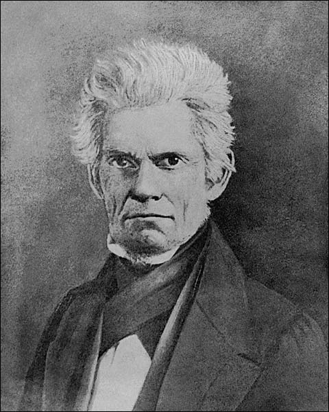 US Vice President John C. Calhoun Daguerreotype Portrait  Photo Print for Sale