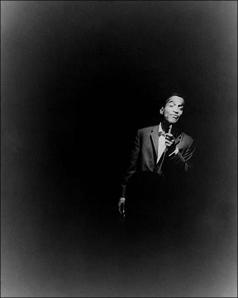 Sammy Davis, Jr. at Urban League Benefit at Birdland Photo Print for Sale