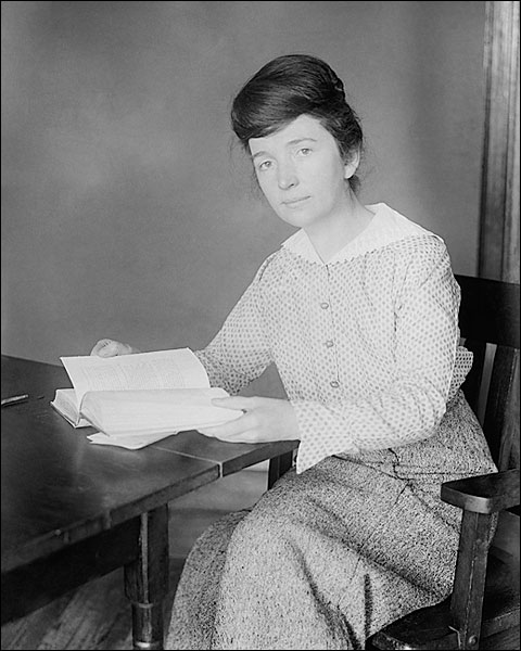 American Social Activist Margaret Sanger Portrait Photo Print for Sale