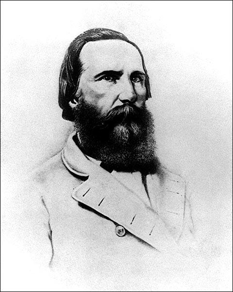 Civil War General James Longstreet Portrait Photo Print for Sale