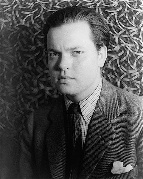 Film Director Orson Welles Portrait 1937 Photo Print for Sale
