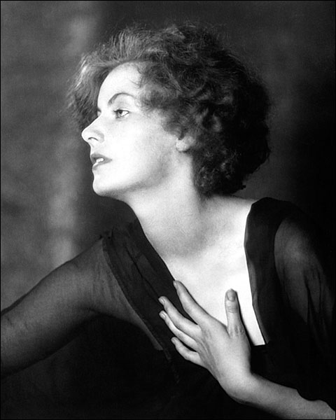 Actress Greta Garbo Portrait 1925 Photo Print for Sale