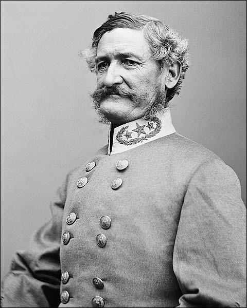 Civil War General Henry Sibley Portrait Photo Print for Sale