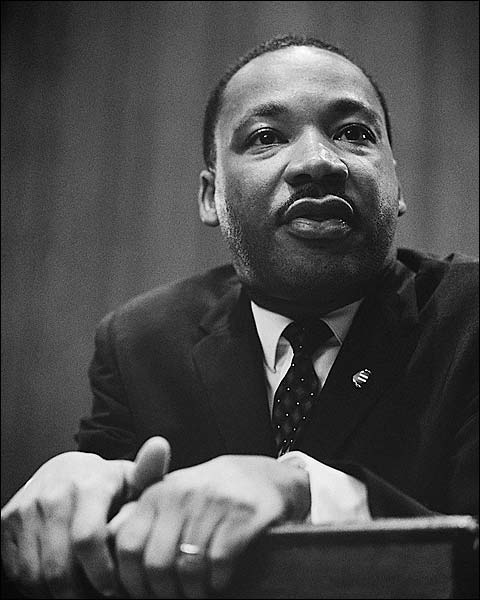 Civil Rights Leader Martin Luther King Jr. Photo Print for Sale