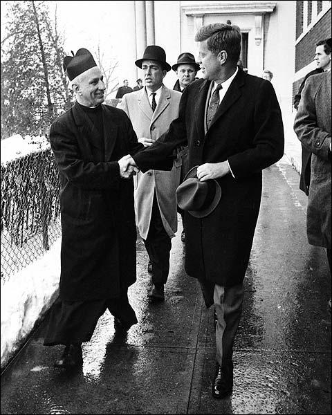 President Elect John F Kennedy JFK 1961 Photo Print for Sale