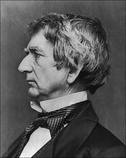 US Secretary of State William Henry Seward Photo Print for Sale