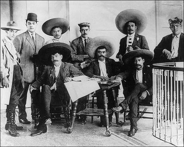 Emiliano Zapata Mexican Revolution Mexico Photo Print for Sale