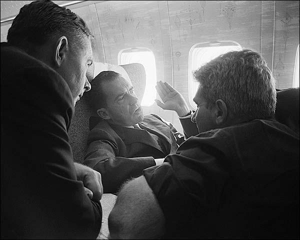 Vice President Richard Nixon 1959 Candid Photo Print for Sale