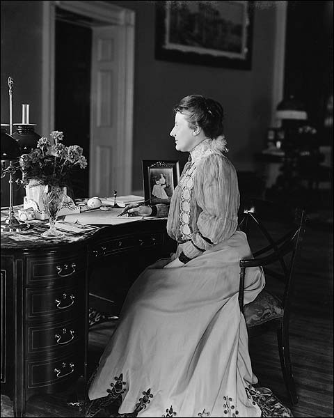 Mrs. Theodore Roosevelt (Edith Kermit Carow) Photo Print for Sale