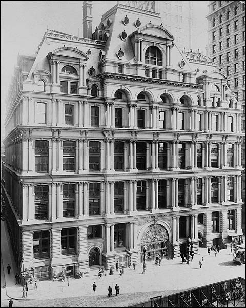 Equitable Building, Manhattan New York City Photo Print for Sale