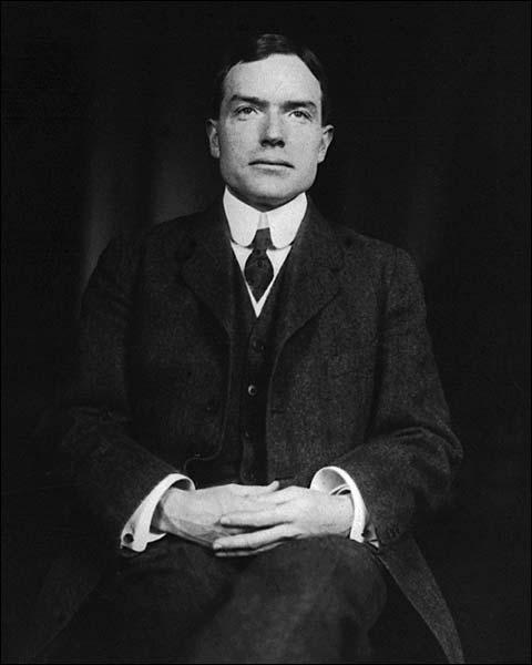 John D. Rockefeller, Jr. Seated Portrait Photo Print for Sale
